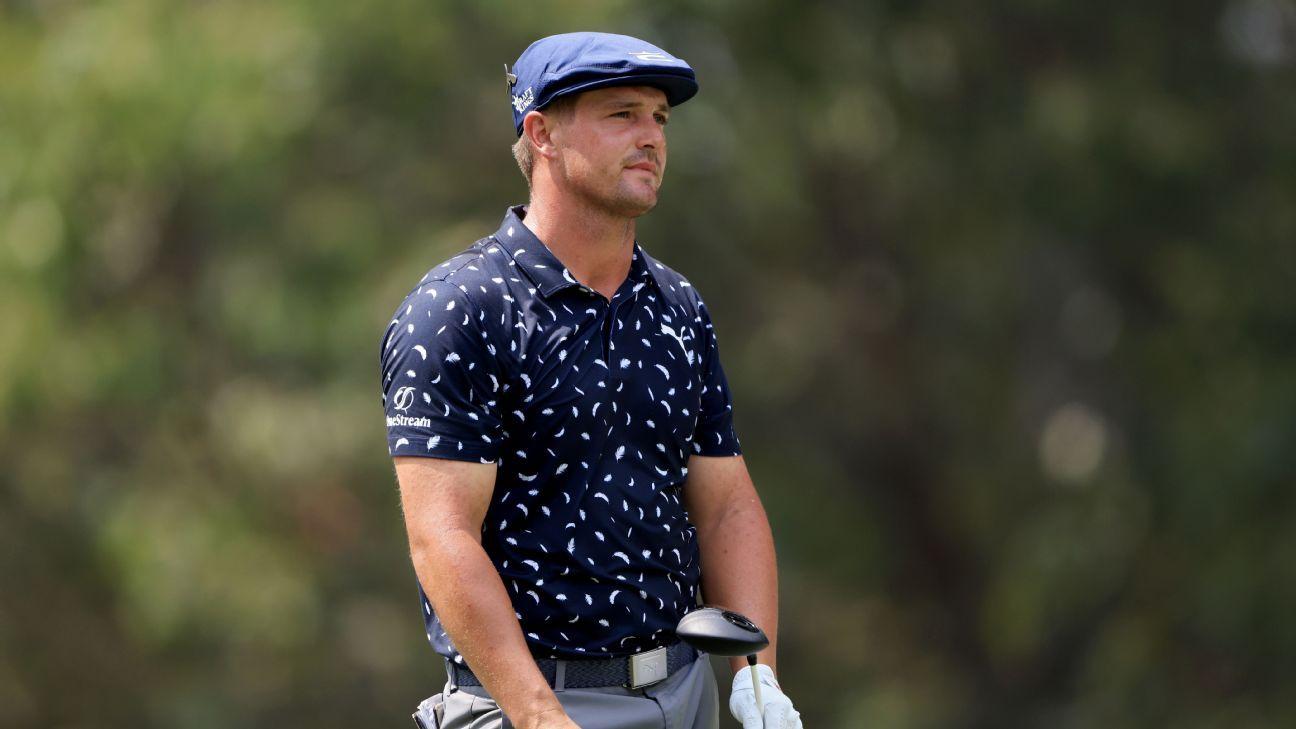 PGA might ban fans for 'Brooksy' taunts in wake of Bryson Dechambeau-Brooks Koepka drama