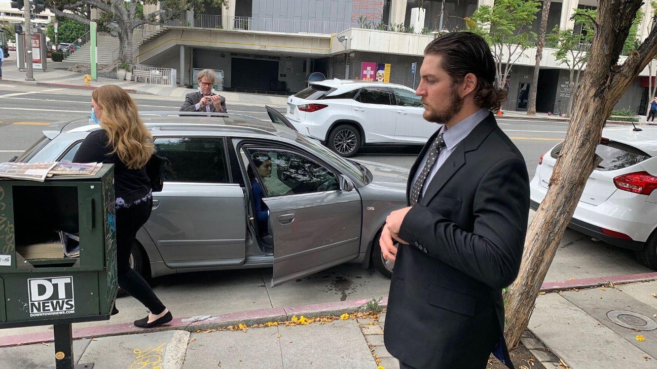 Woman denied restraining order against Trevor Bauer