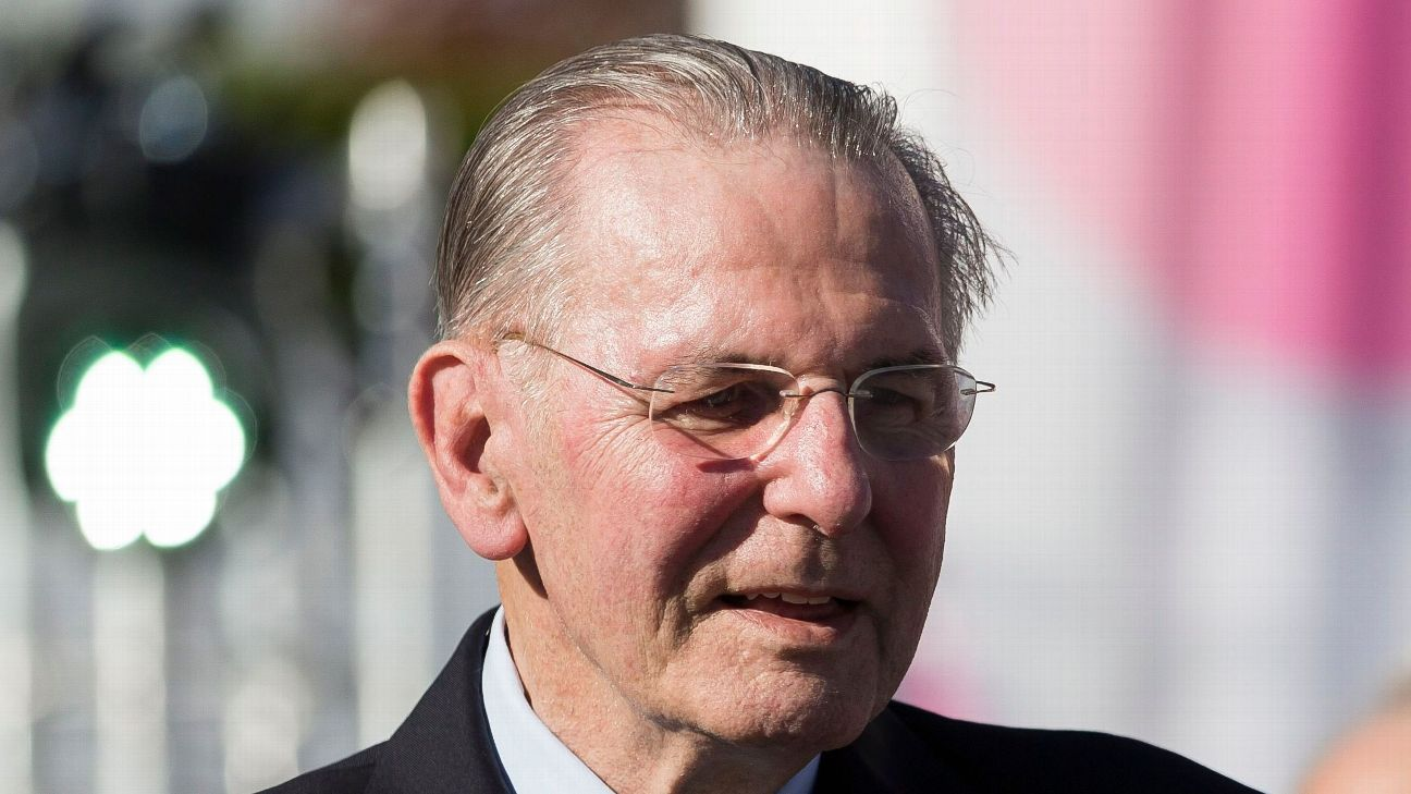 Former IOC president Jacques Rogge dies at 79
