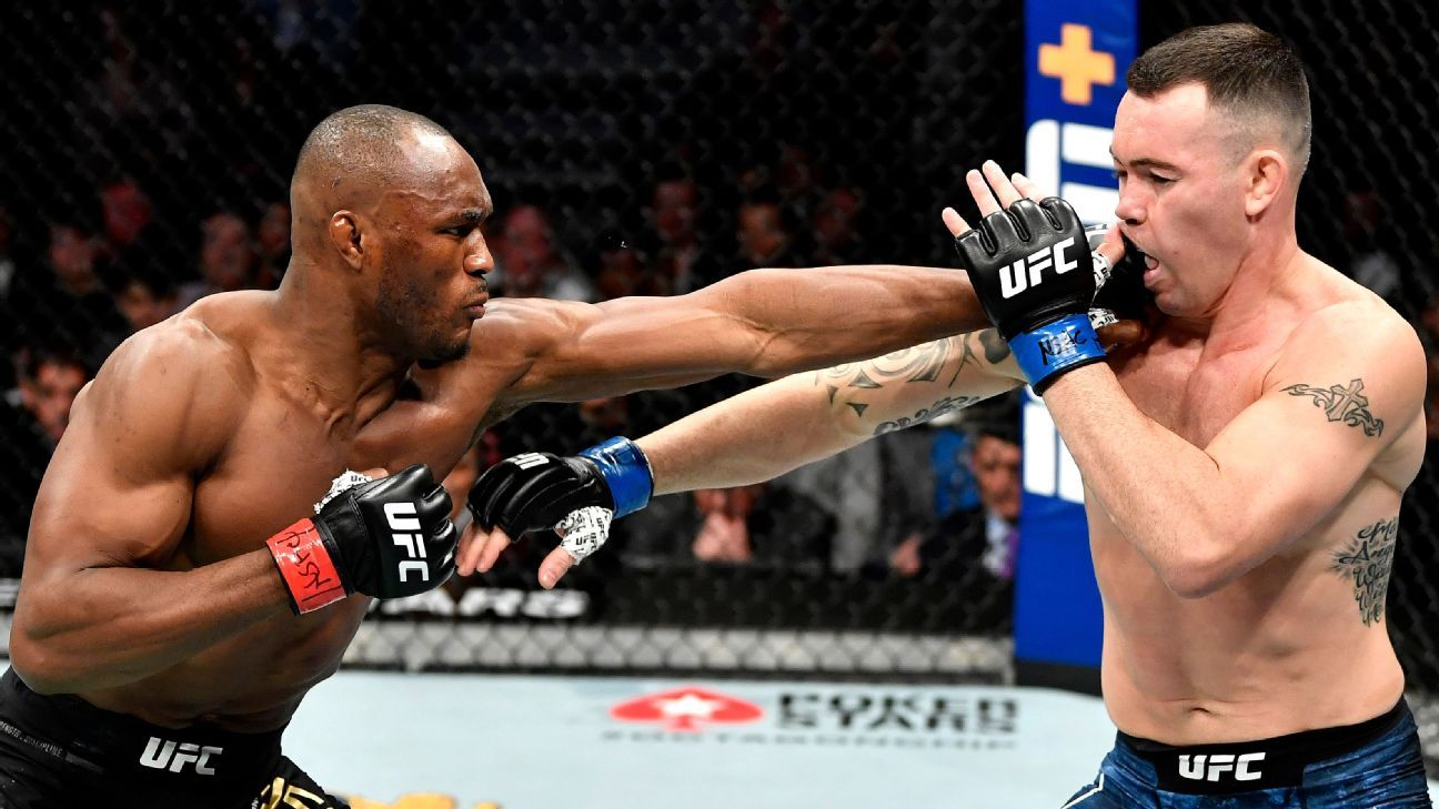The 10 UFC fights still to come in 2021 to get most excited for