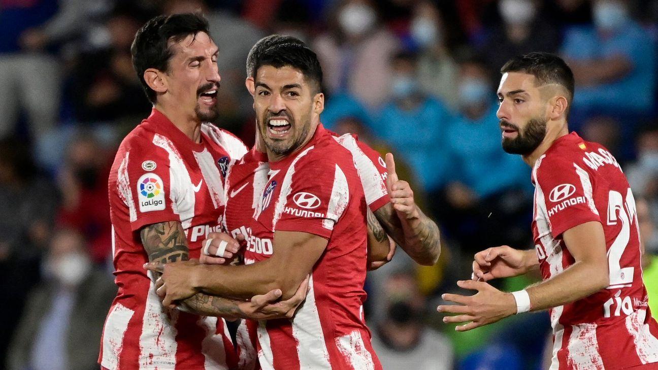 Getafe vs. Atletico Madrid - Football Match Report - September 21, 2021 - ESPN
