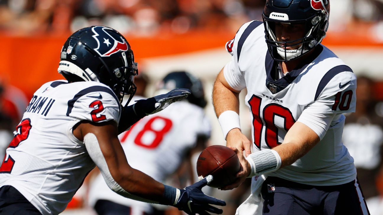 How Texans coach David Culley's culture 'has them believing'