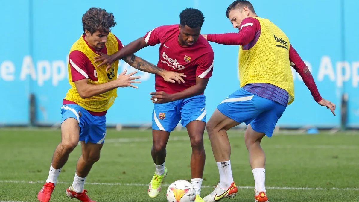 Ansu Fati reaparecerá con el Barcelona casi 11 meses después, pero lo hará gradualmente