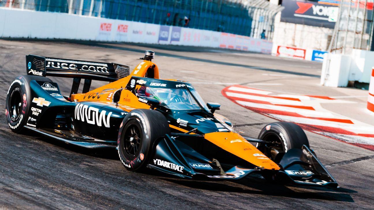 Temporadón de Pato O'Ward termina mal por culpa de Jones; Palou se coronó en Indy Car