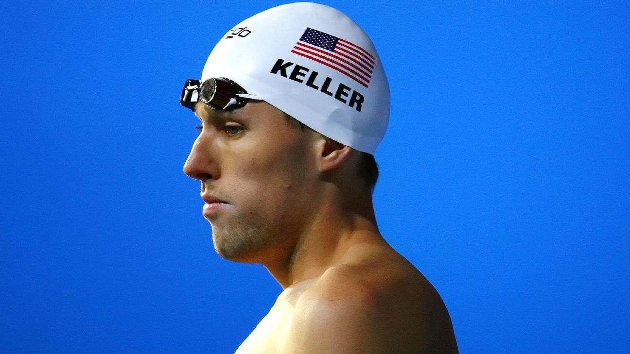 Former Olympic swimmer Klete Keller pleads guilty to storming U.S. Capitol