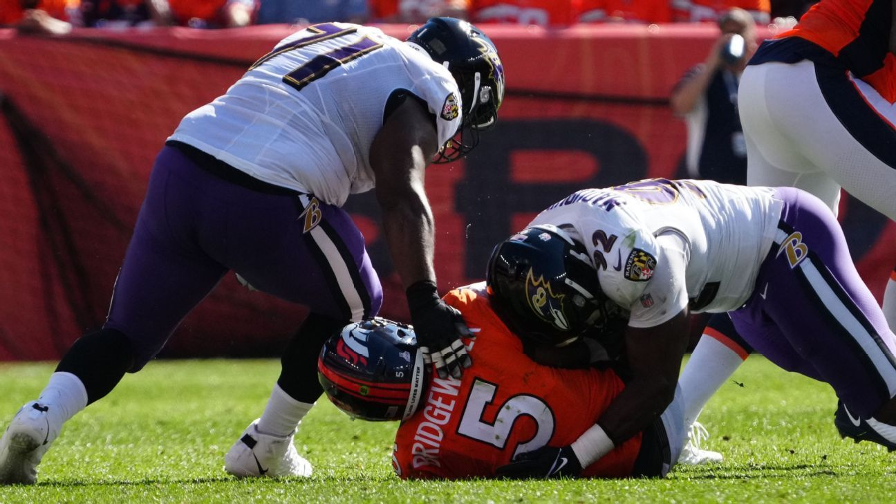 Denver Broncos QB Teddy Bridgewater to start if cleared through final concussion protocol step
