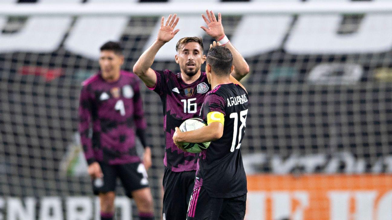 ¿Cómo llegan los 'europeos' a la convocatoria de la selección mexicana?