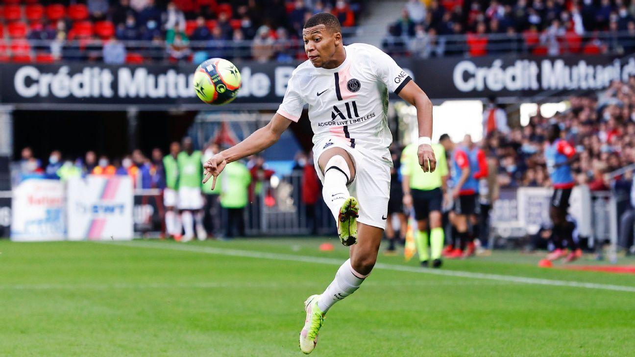 Kylian Mbappé reconoce que pidió salir de Paris Saint-Germain en julio