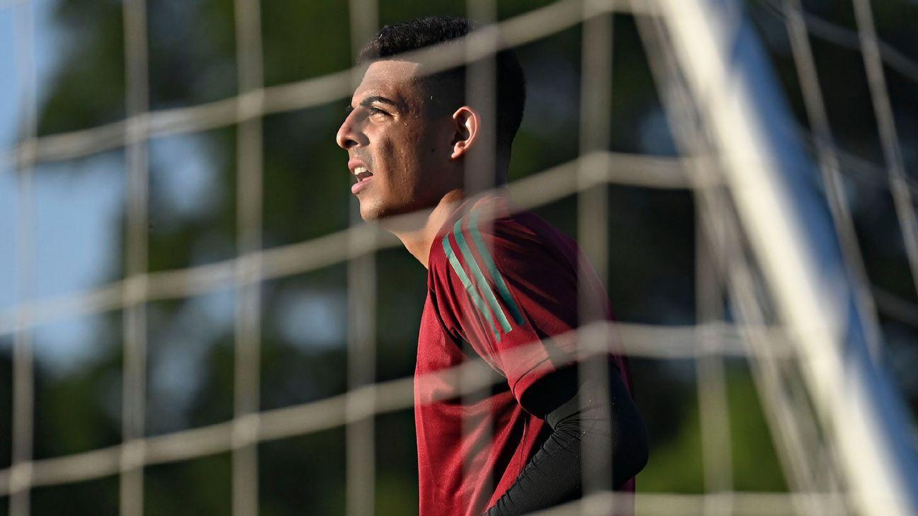 Con David Ochoa y sin Santiago Giménez, la Selección Mexicana Sub-21 ya está en Europa