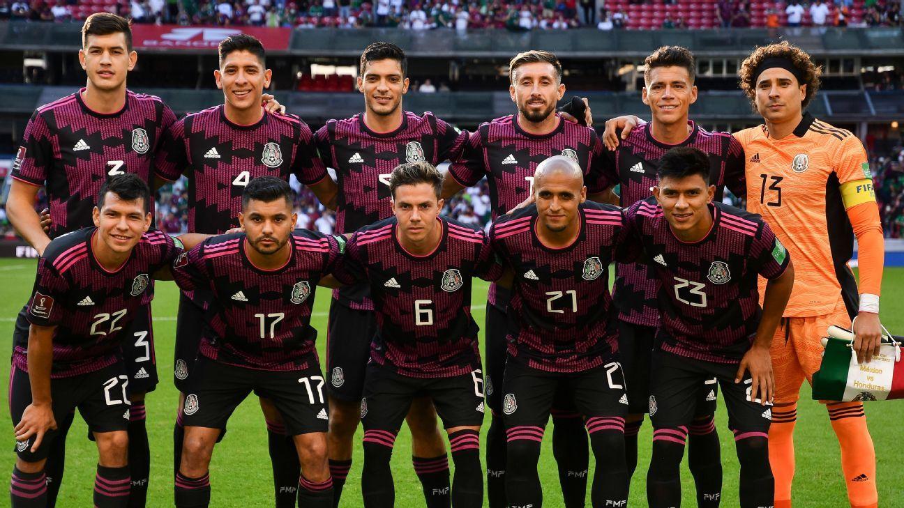Calificaciones de México luego de la victoria frente a Honduras