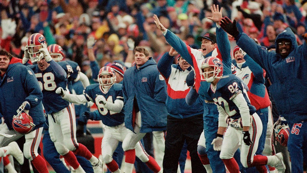 How the Bills pulled off the greatest comeback in NFL history