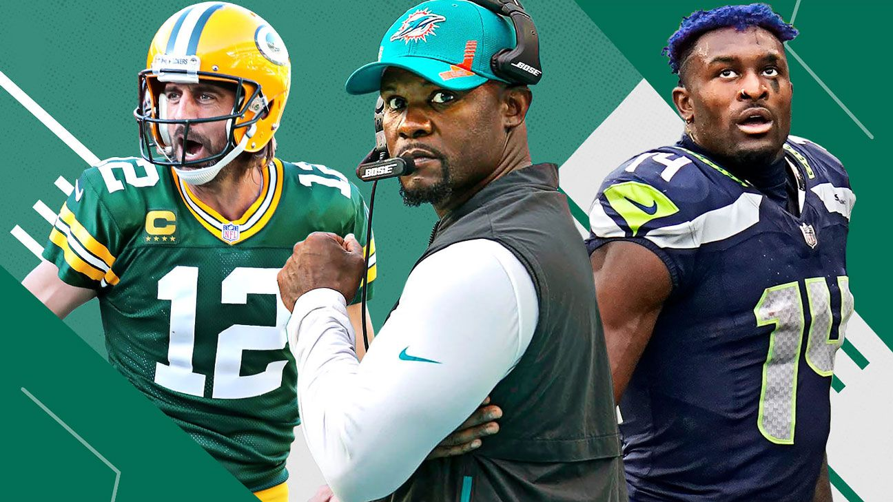 1-32 poll, plus tracking each team's confidence rating