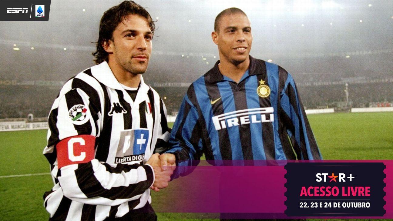 Zé Elias relembra jogo conhecido como 'maior roubo da história' que 'tirou' Scudetto da Inter de Ronaldo: 'Ficamos p***'
