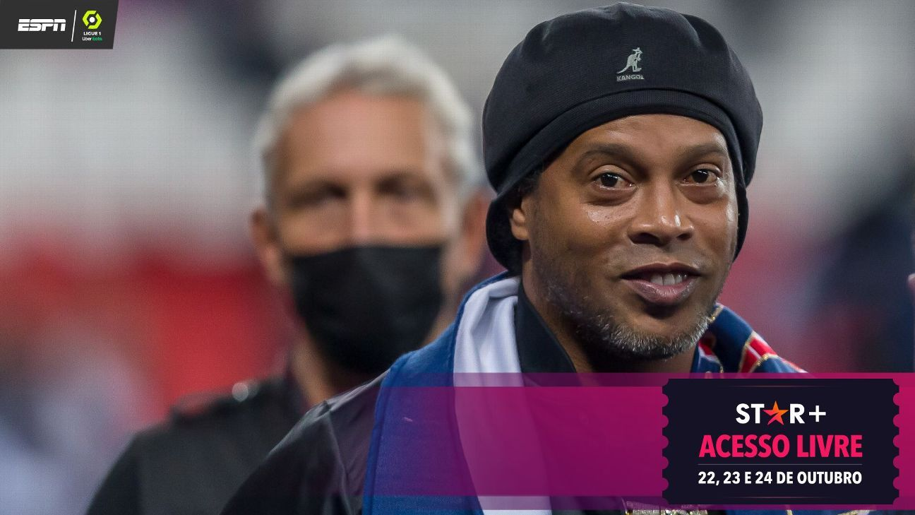 Perguntaram a Ronaldinho Gaúcho se sua carreira seria maior sem suas festas; veja a resposta