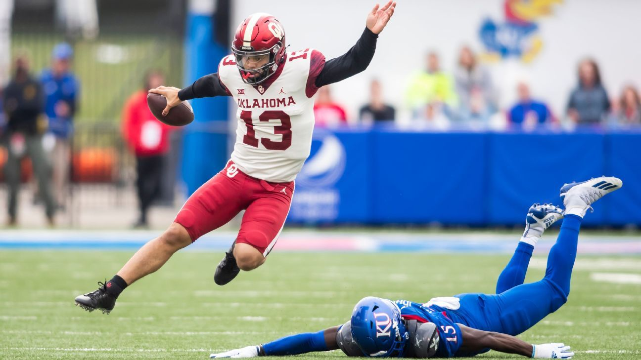 An Oklahoma escape, a never-ending Big Ten slog and more in Week 8