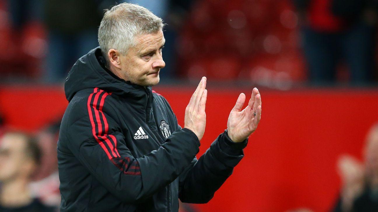 Man Utd's Solskjaer: Liverpool loss 'darkest day'
