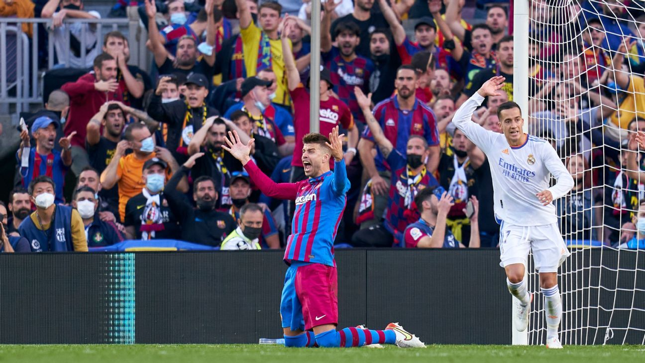 Real Madrid outthinks Barcelona in El Clasico, Man United exposed by Liverpool, PSG misfires