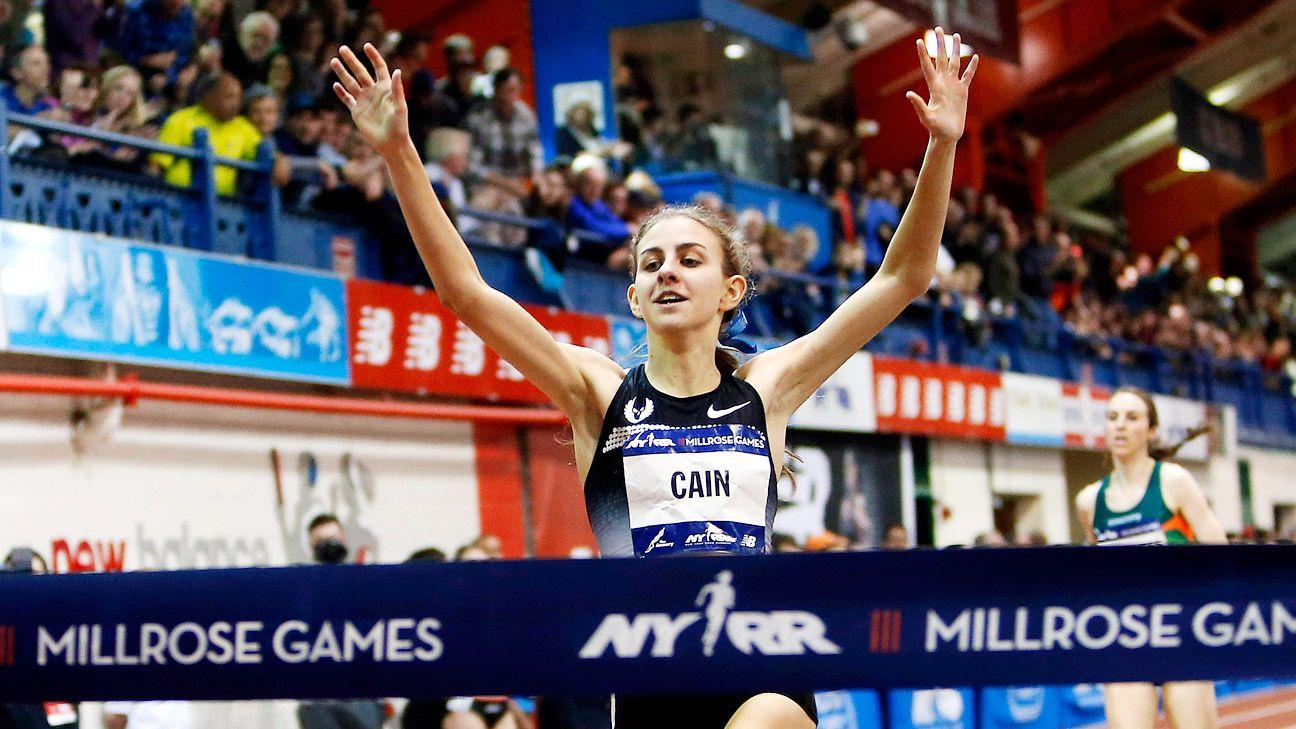 Nike để điều tra tuyên bố lạm dụng của cựu vận động viên từ xa Mary Cain