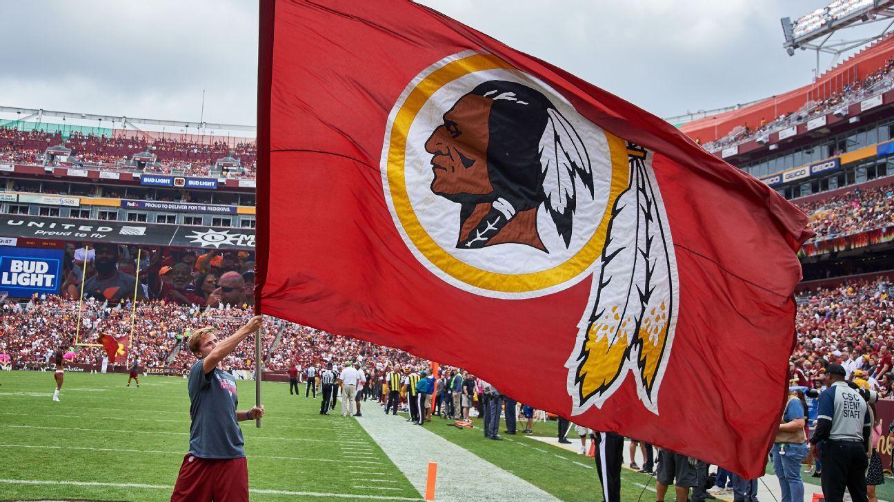 Huấn luyện viên Ron Rivera cho biết ông đã làm việc với chủ sở hữu Redskins về biệt danh mới