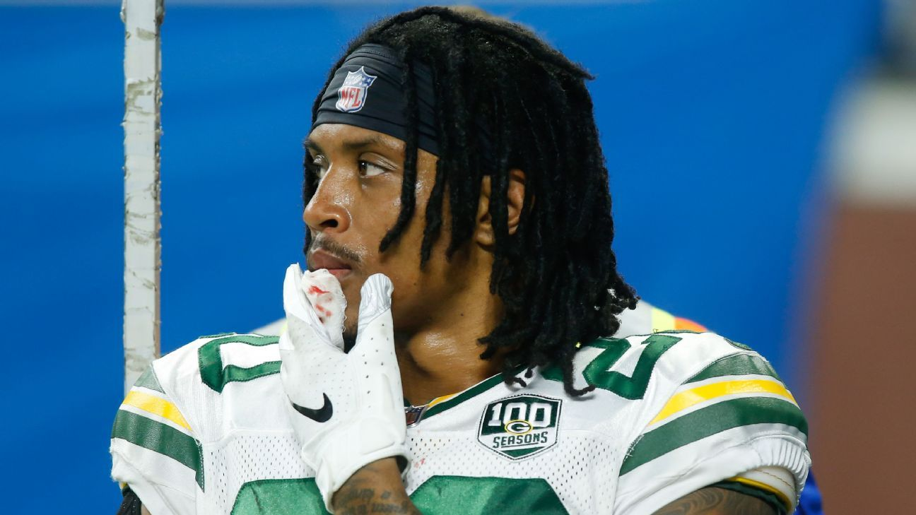 Packers down another CB with King ruled out