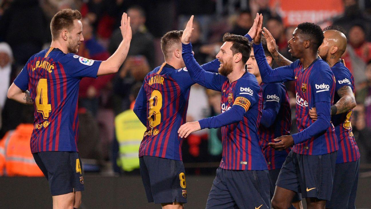 barcelona vs chapecoense 2019