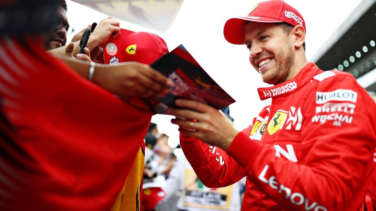 Đầu cơ Vettel-Racing Point tăng cường, Perez xem xét các lựa chọn khác