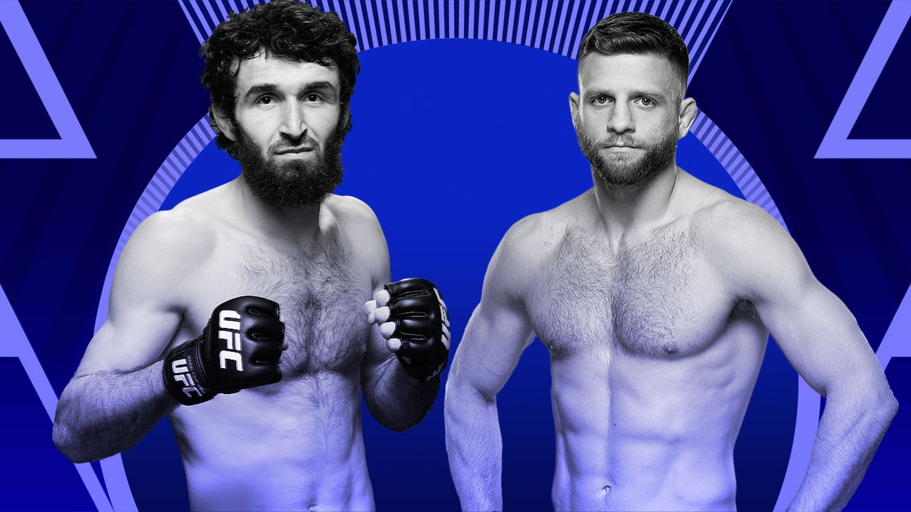 Hướng dẫn người xem UFC Fight Night