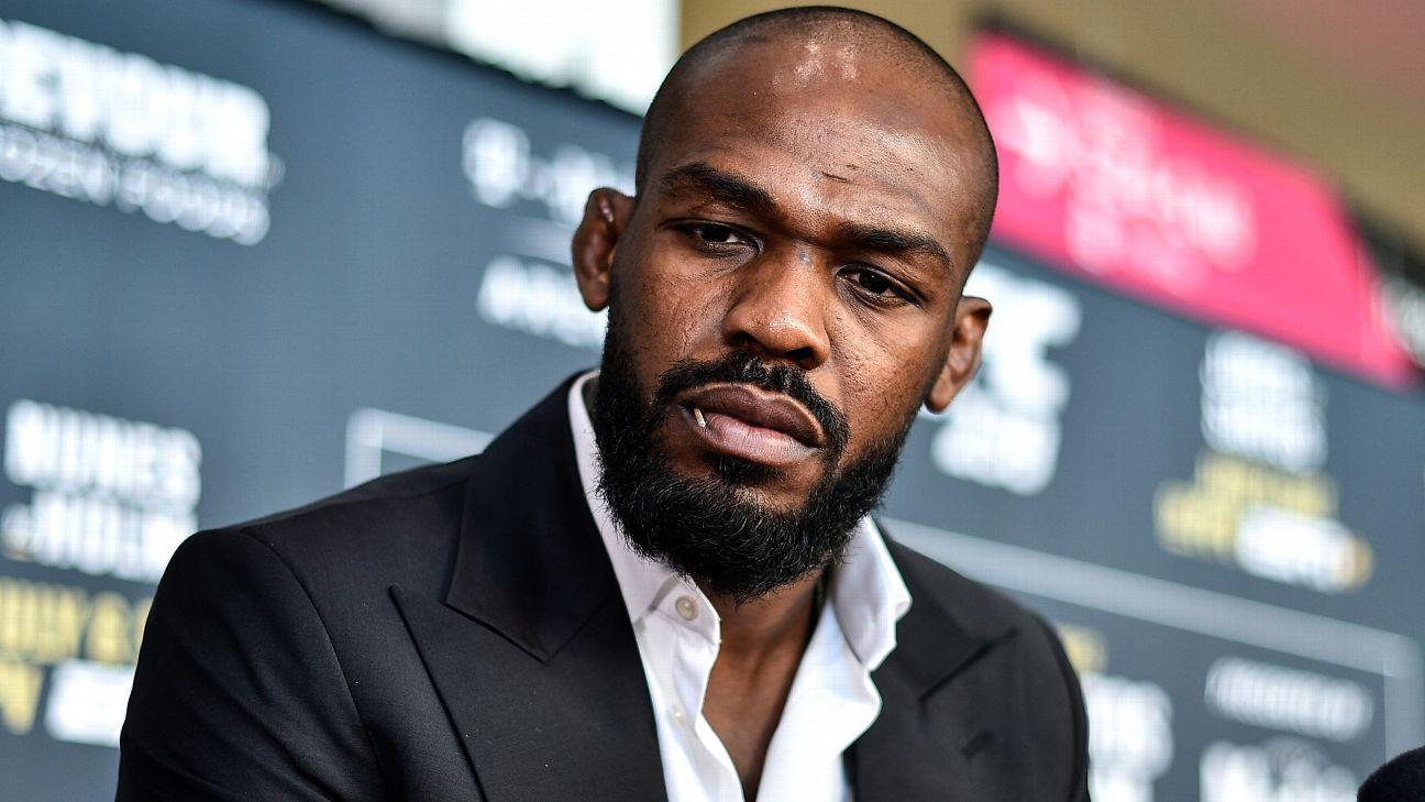 UFC's Jones arrested for DWI, use of firearm