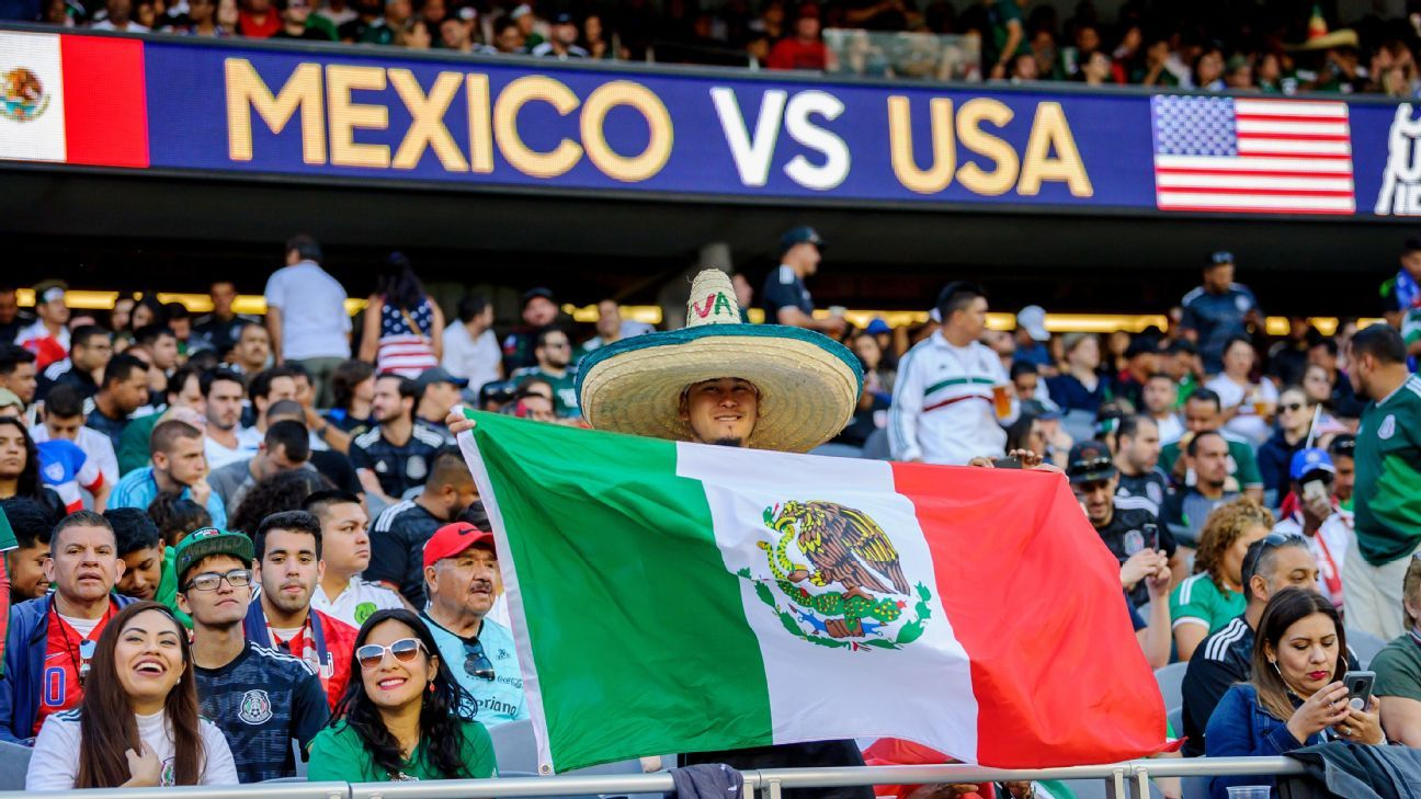 FIFA investigates Mexican anti-homosexual chanting in Olympic qualifiers against United States