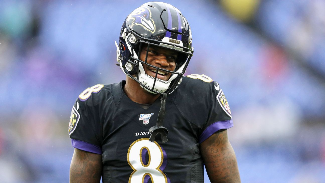 Ravens' Lamar Jackson cancels planned social event in Florida