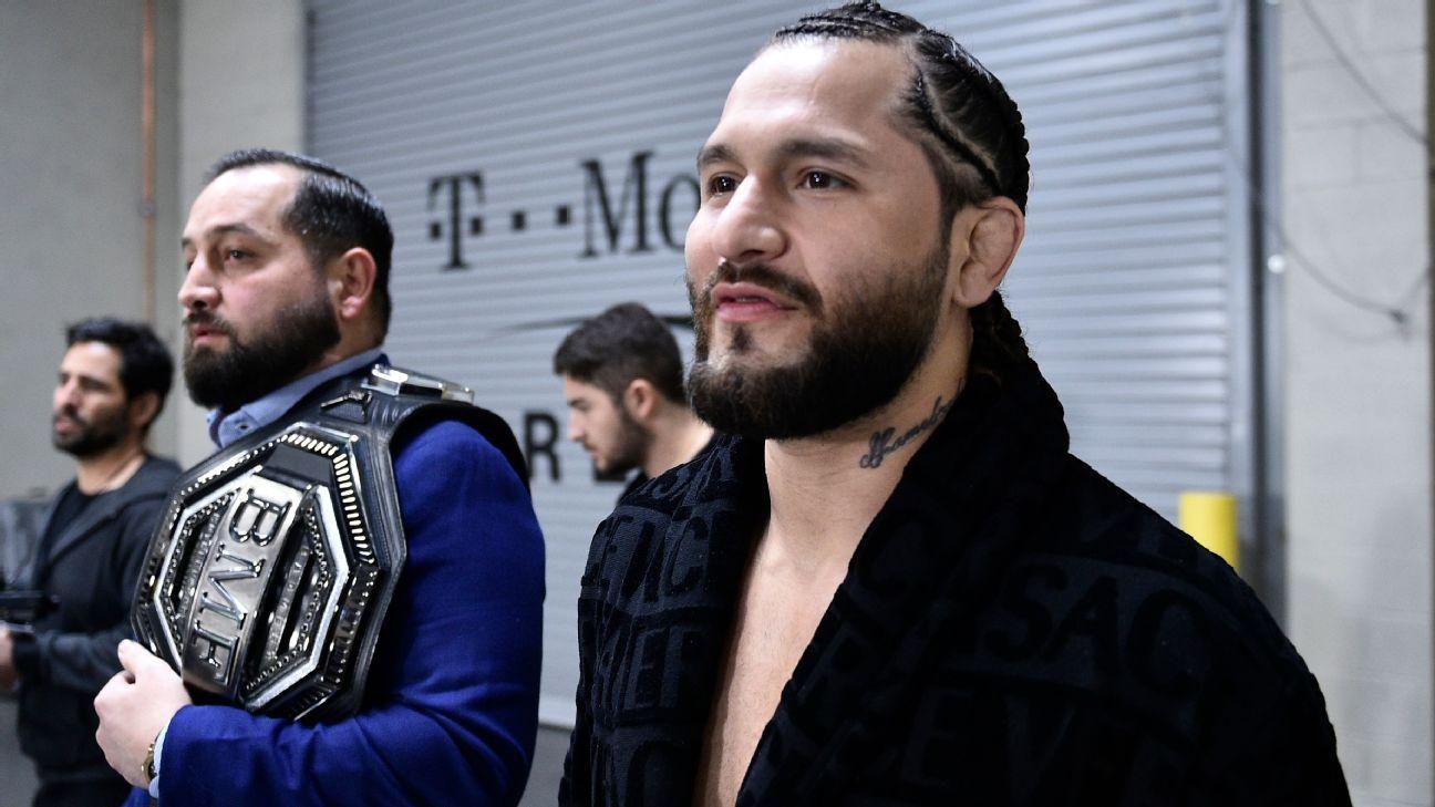 UFC 251: Masvidal e Usman chegam a acordo para luta pelo cinturão dos meio-médios – ESPN.com.br