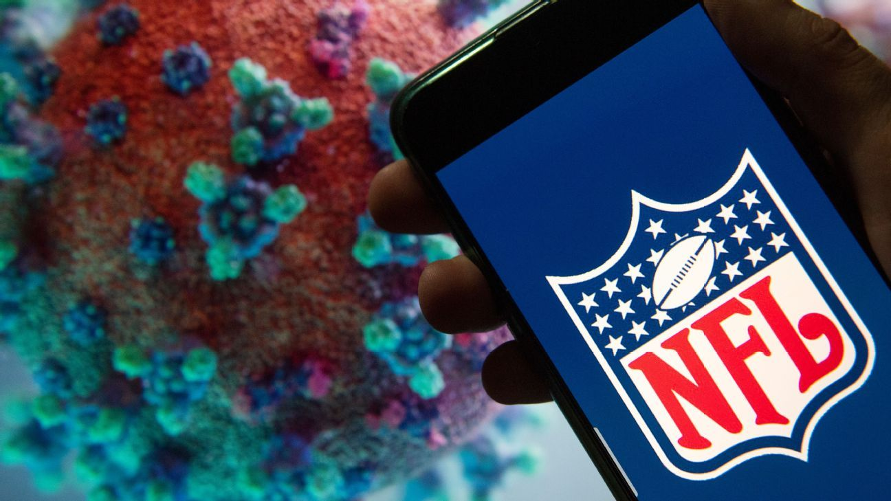 NFL video urges reporting of COVID symptoms