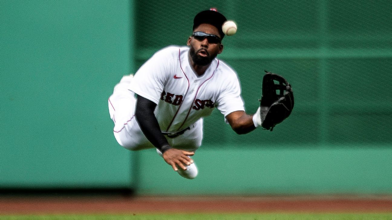 Source – Former Boston Red Sox CF Jackie Bradley Jr.  will sign a two-year, $ 24 million contract with Milwaukee Brewers
