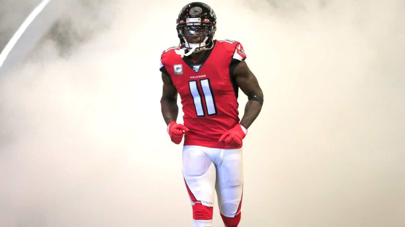 Falcons would listen to offers for Julio, says GM