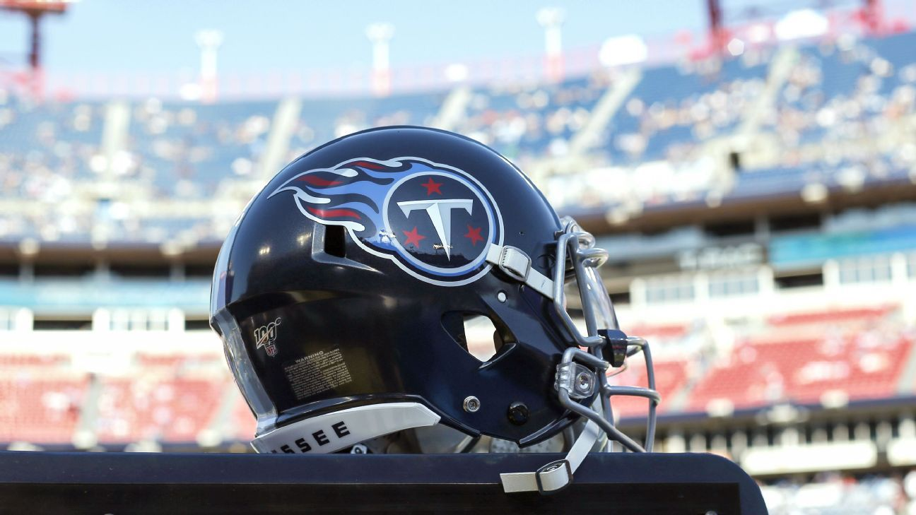 Source: 2 Titans players test positive for virus