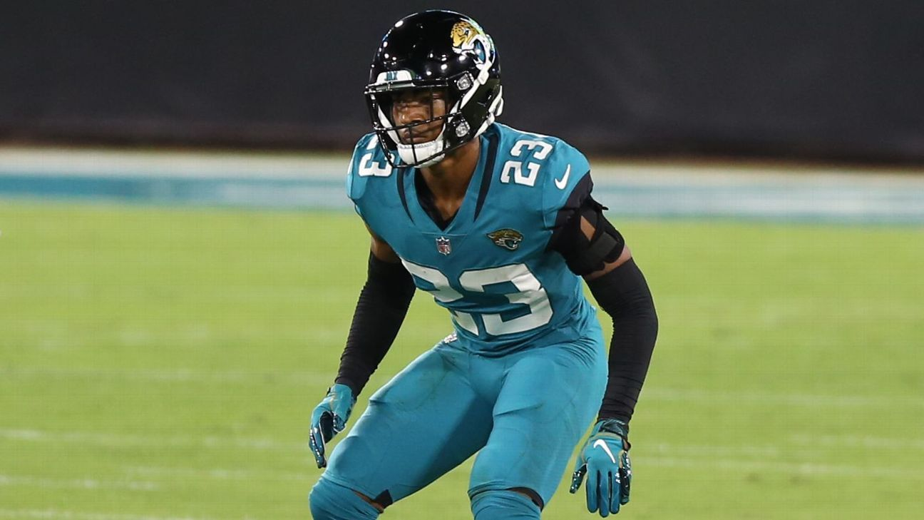Jaguars trade Henderson to CB-needy Panthers