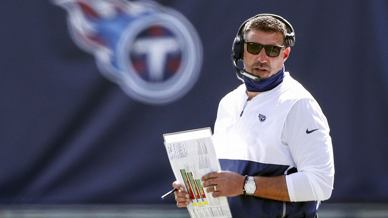 Extra byes, forfeits, bubbles and the Titans' troubles: The latest on the NFL's COVID-19 problem