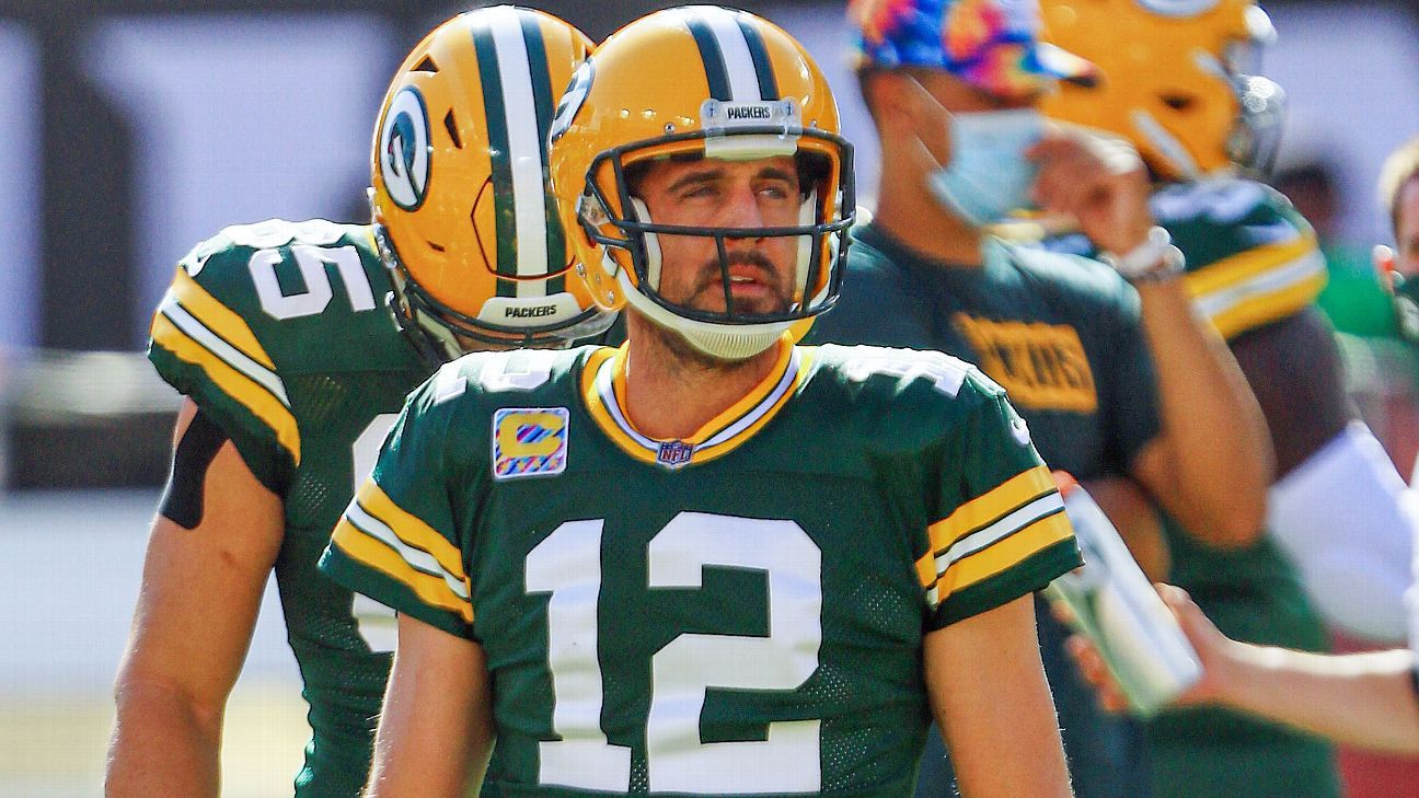 What do the Packers do now that Aaron Rodgers wants out of Green Bay?