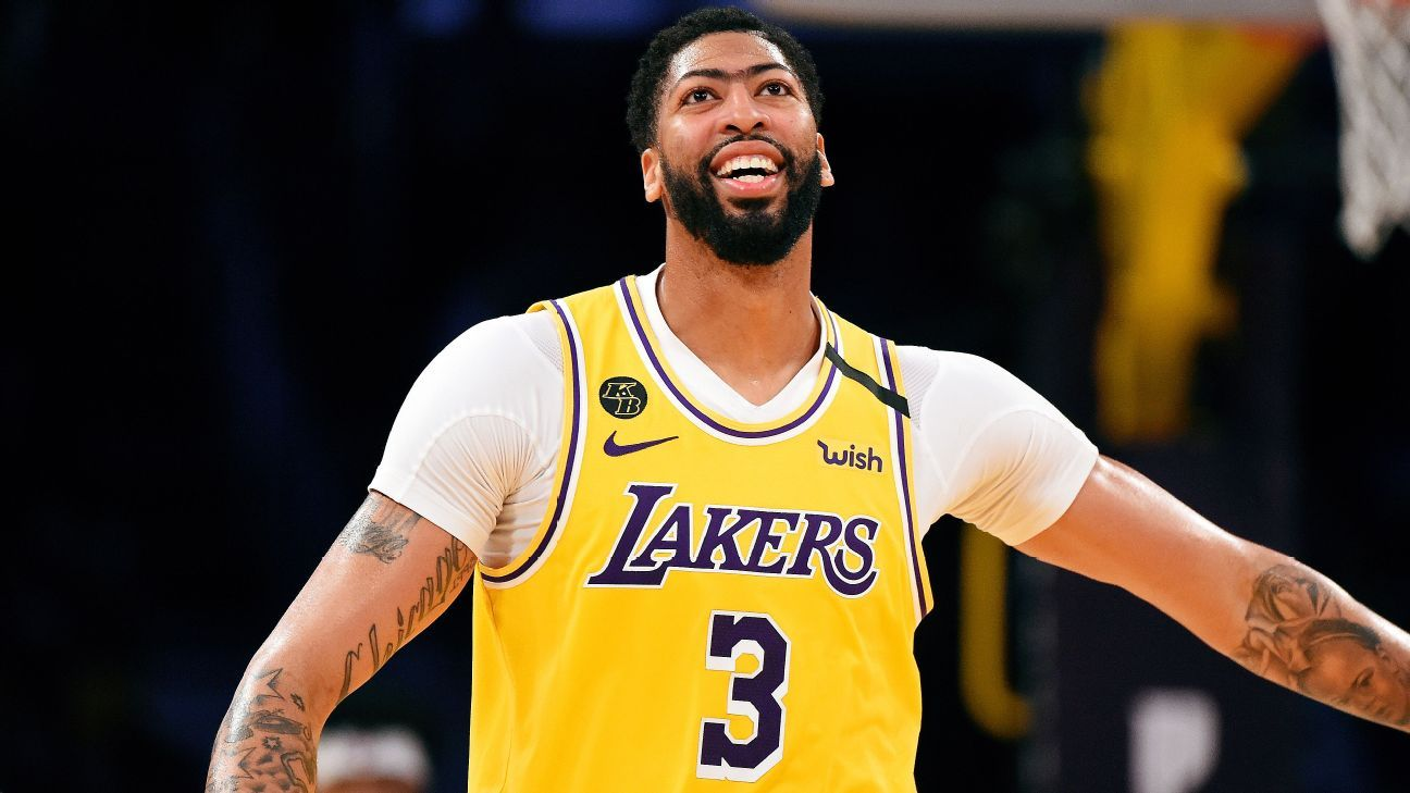 Sources — Anthony Davis to wait before committing to Los Angeles Lakers