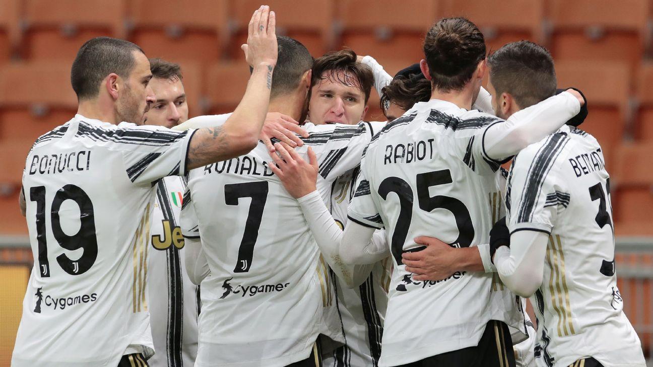 AC Milan – Juventus – Football Match Report – 6 January 2021