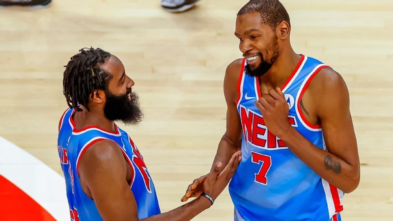 Kevin Durant leads LeBron James in the voting for NBA All-Star Game