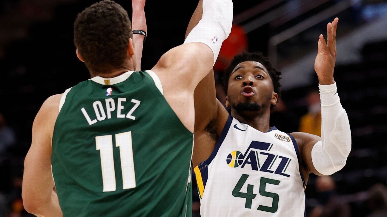 Milwaukee Bucks' Giannis Antetokounmpo calls Utah Jazz 'best team in the West'