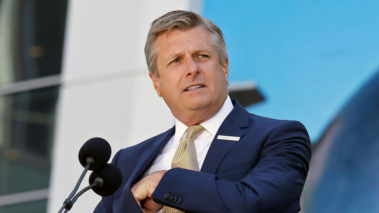 Golden State Warriors President / CEO Rick Welts will retire after the season
