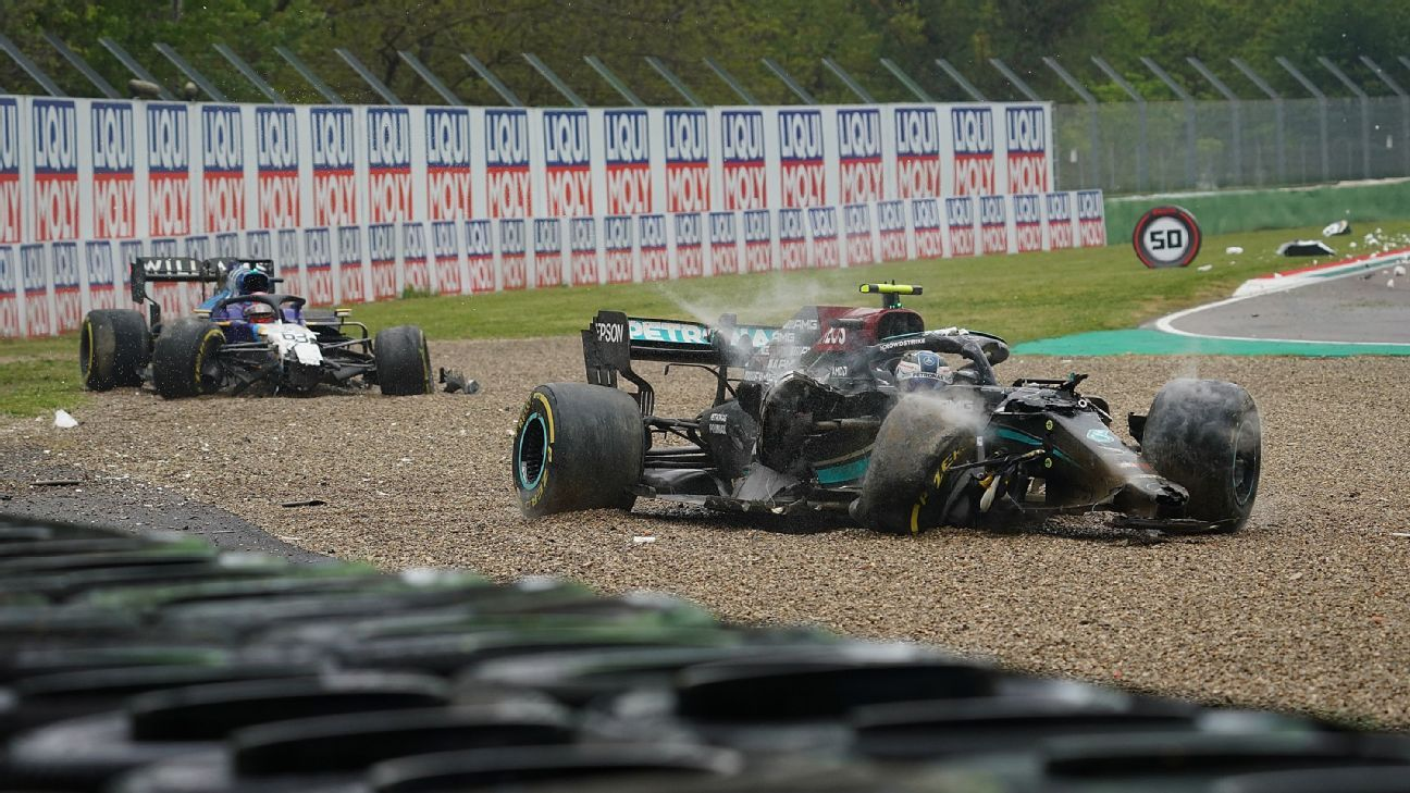 The blame recreation: Analysis of the Bottas-Russell conflict and what occurs subsequent