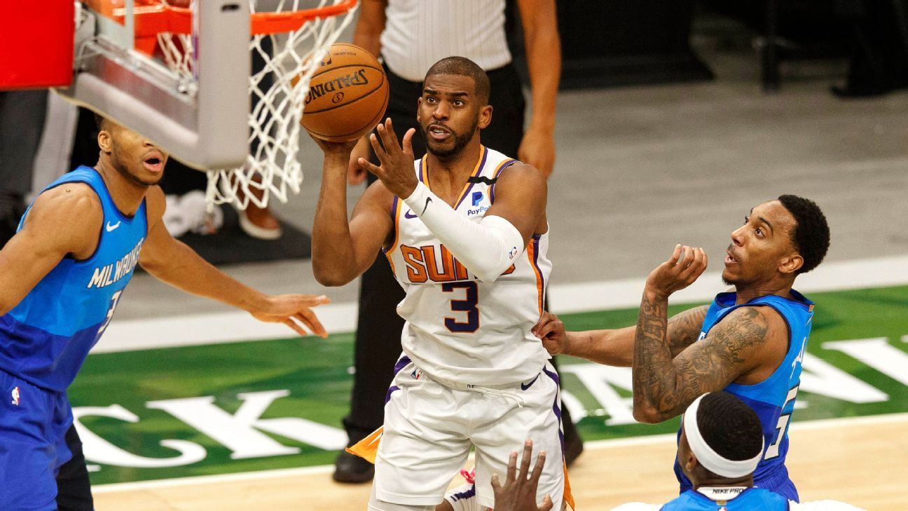 How Chris Paul has driven the Suns to be respectable identify contenders