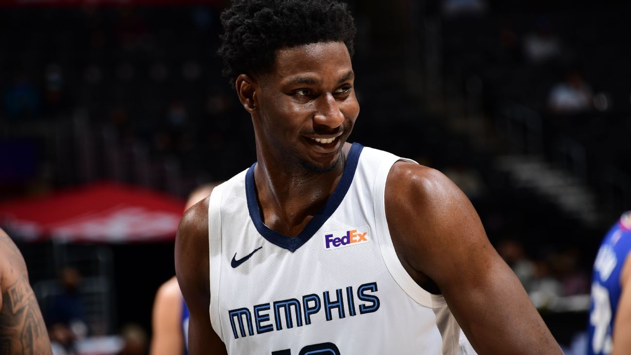Agent: Jackson, Griz agree to 4-year, 5M deal