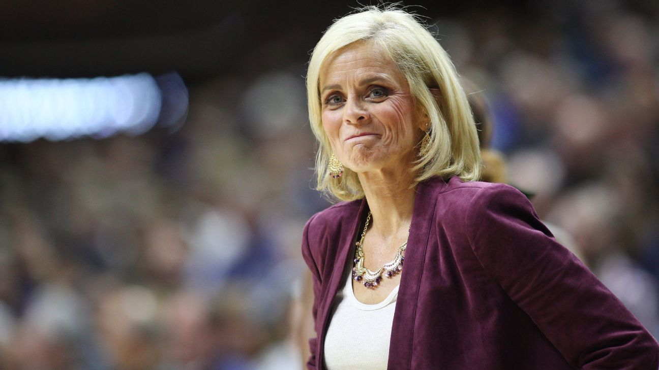 Mulkey: Winning title at LSU 'what I came to do'