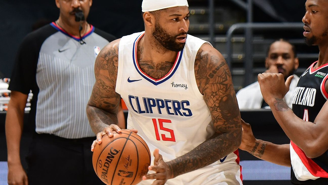 Clippers sign center Cousins for rest of season