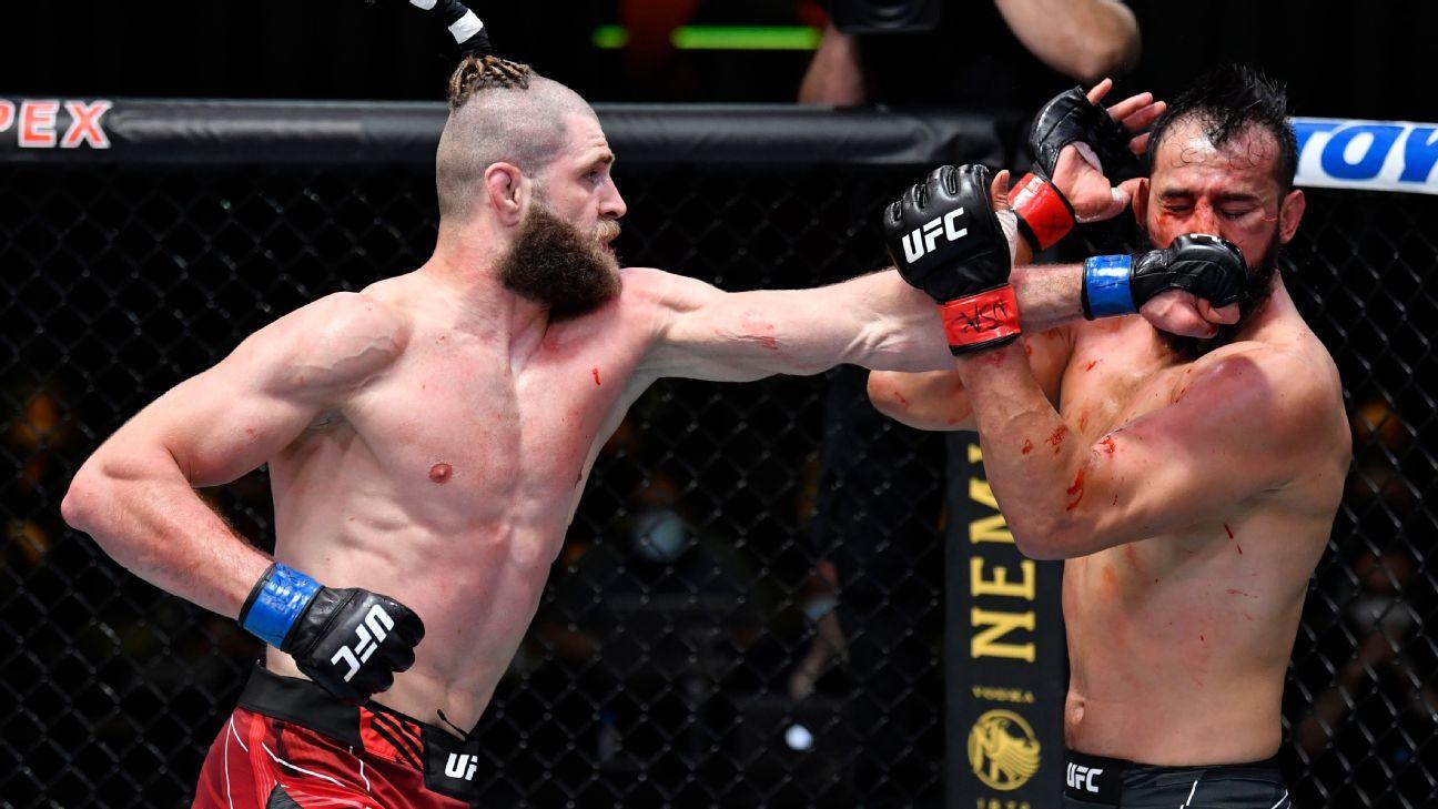 UFC takeaways: Jiri Prochazka has done enough to earn title shot