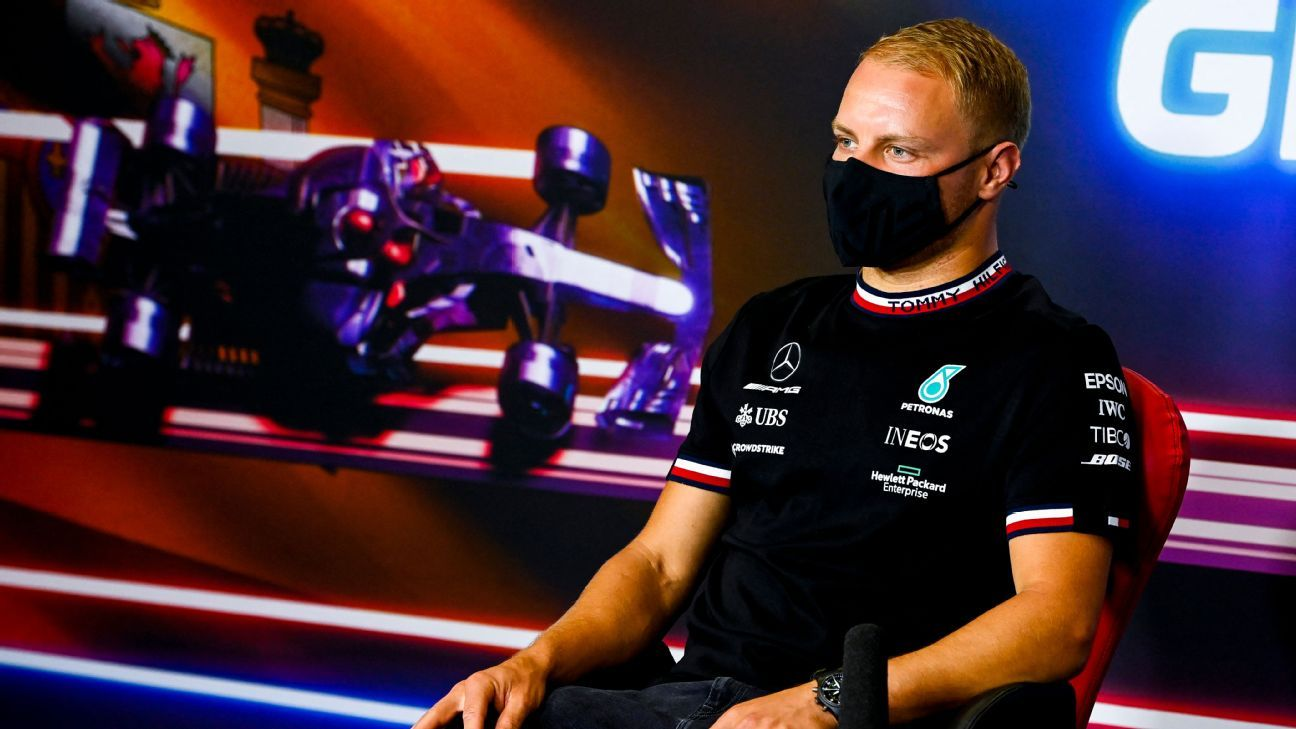 Bottas shoots down hypothesis he could possibly be changed at Mercedes mid-season